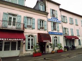 Hôtel Le Commerce, Bagnères-de-Bigorre
