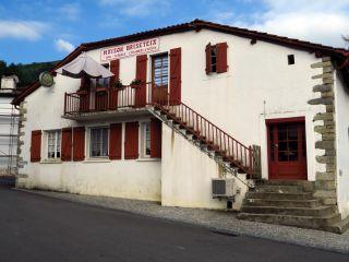 Auberge Maison Briseteia, Saint-Just-Ibarre