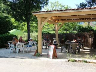 Camping le Terriol, Cajarc