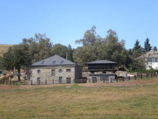 Casa de Aldea Araceli, Berducedo