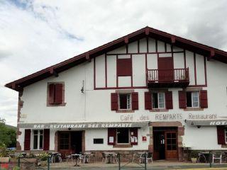 Hôtel des Remparts, Saint-Jean-Pied-de-Port