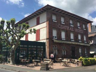 Hotel Central, Saint-Jean-Pied-de-Port