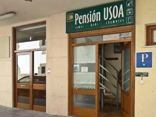 Pensión Usoa, Zubiri
