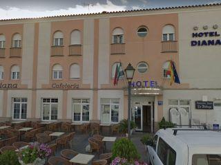 Hotel Diana, Villafranca de los Barros