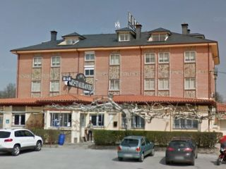 Hotel La Ruta, Mombuey