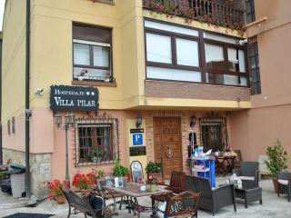 Hospedaje Villa Pilar, Santillana del Mar