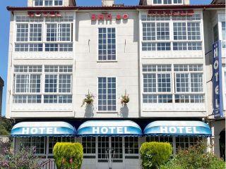 Hotel San Marcus, Sobrado dos Monxes