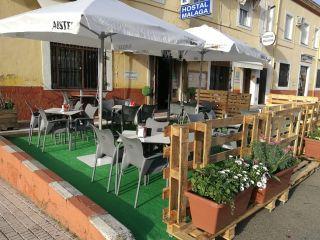 Hostal Málaga, Cañaveral