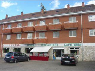 Hotel La Alegría, Sahechores de Rueda