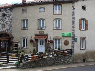 Chambre d'hôtes Accueil Randonneurs, Saint-Privat-d'Allier