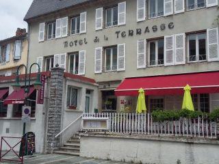 Hôtel La Terrasse, Saugues