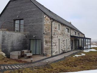 Chambres d'hôtes La Borie de l'Aubrac, La Grange des Enfants