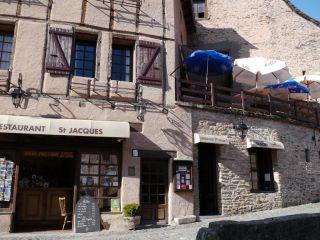 Hôtel Auberge Saint Jacques, Conques