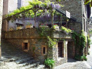 Hôtel Sainte Foy, Conques