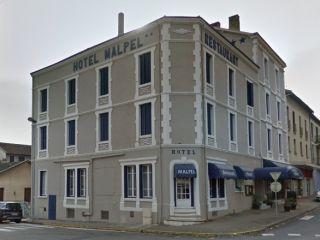 Hotel Malpel, Decazeville