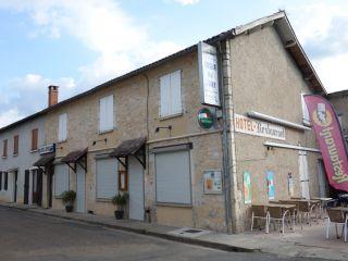 Hôtel L'Auberge du Pont, Cajarc