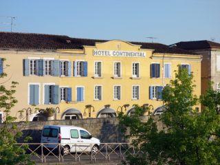 Hôtel Continental, Condom