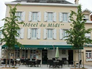 Hôtel du Midi, Saint-Palais