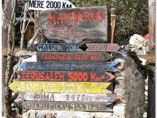 El Refugio de Manjarín - Camino de Santiago