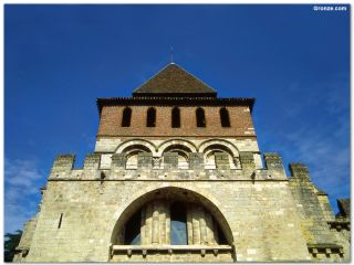 Abadía de Saint-Pierre de Moissac, Camino de Le Puy