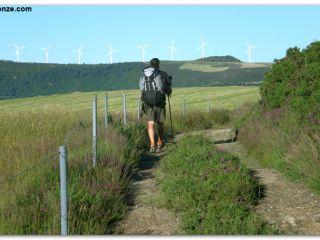 De camino a Montouto, Camino Primitivo