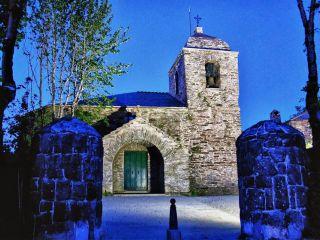 Iglesia de Santa María, O Cebreiro