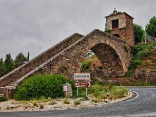 Escalera y Capilla de la Nieves, Portomarín