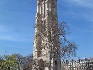 La Torre de Santiago, París