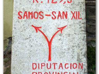 ¿Monasterio de Samos o Valle de San Xil?