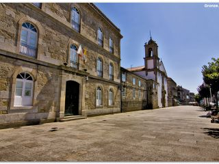 Tui en el Camino Portugués
