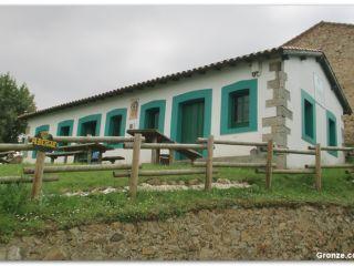 Albergue de peregrinos de San Juan de Villapañada, en el Camino Primitivo