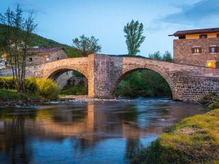 Puente de la Rabia, Zubiri