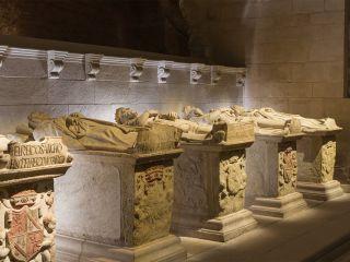 Panteón Real del Monasterio de Santa María la Real de Nájera