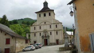 Iglesia de Accous
