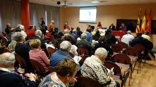 Sesión del Encuentro de Jaca