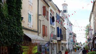 Rue Gambetta, Aire-sur-l'Adour