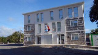 Casa do Concello de Monterrei, Albarellos