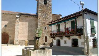 Iglesia de San Servando, Aldeanueva del Camino
