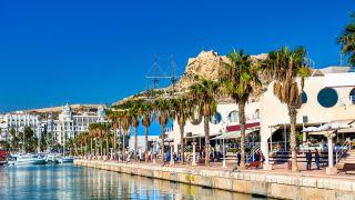 Paseo Marítimo de Alicante