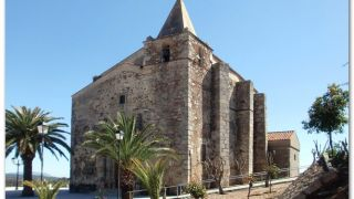 Iglesia de San Andrés, Aljucén