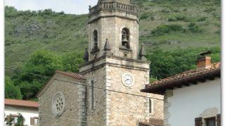 Iglesia de Almándoz