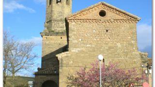 Iglesia de Aniés