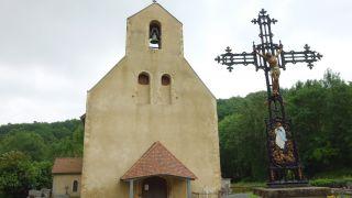Iglesia de Anoye