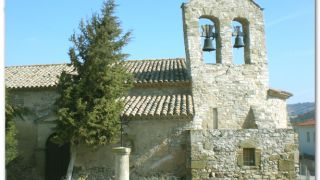 Iglesia de Sant Pere dels Arquells