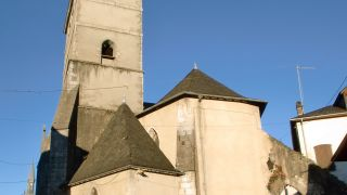 Iglesia Saint-Germain, Arudy