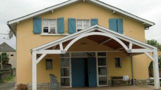 El albergue de peregrinos de Asson, en la primera planta