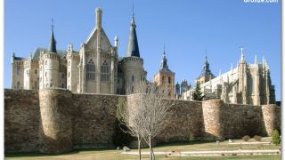 Palacio Episcopal y catedral, Astorga