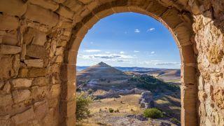 Vista desde el Castillo de Atienza
