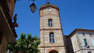 Torre de l'Horloge, Auvillar