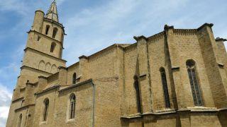 Iglesia de Nôtre-Dame-des-Miracles, Avignonet-Lauragais